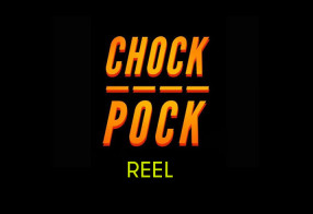 CHOCK POCK - animation and stop motion animation video reel